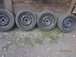 """Комплект колёс. x15"""" 4x114.30 ЦО 54,0мм."""