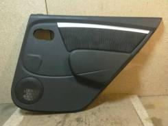 Обшивка двери Renault Sandero, правая задняя