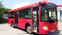 Golden Dragon XML6840. Продаю автобус городской низкополый, 17 мест, С маршрутом, работой