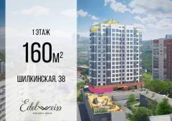 Помещение 163 кв. м. в районе 3-й Рабочей во Владивостоке. Улица Шилкинская 38, р-н Третья рабочая, 163,0кв.м., цена указана за квадратный метр в ме...