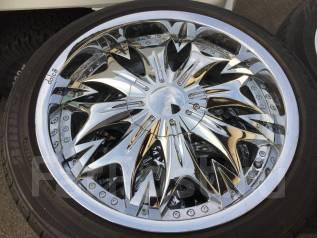 """Dolce Wheels. 8.5x20"""", 5x114.30, ET40"""