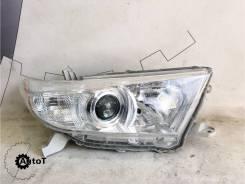 Фара правая Toyota Highlander U40 (2010 - 2013) оригинал