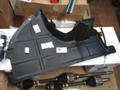 Пыльник защиты двигателя правый Boxer Jumper Ducato 06- пр-во Италия
