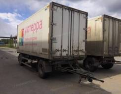 IPV. В Липецке Прицеп фургон ИПВ-8590UC, 2012 г. в.