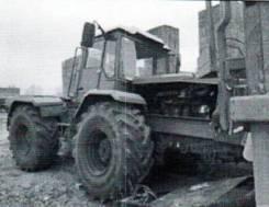 Слобожанец ХТА-250. В Уфе! Трактор ХТА-250-10