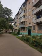 3-комнатная, улица Октябрьская 30. детская поликлиника, агентство, 62,0кв.м. Дом снаружи