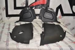 Защита двигателя верхняя N. Fuga 350GT [Leks-Auto 347]