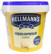 Соус медово-горчичный Хелманс 1 кг