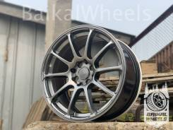 "Advan Racing RSII. 8.0x17"", 4x100.00, 4x114.30, ET40, ЦО 73,1 мм."