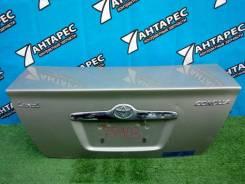 Крышка багажника. Toyota Corolla, CE120, CE121, NDE120, NZE120, NZE121, NZE124, ZRE120, ZZE120, ZZE120L, ZZE121, ZZE121L, ZZE122, ZZE123, ZZE124, ZZE1...