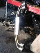 Бочка глушителя Volkswagen Touareg, задняя