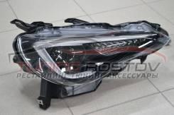 Фары тюнинг Toyota GT86 / Subaru BRZ Audi Style