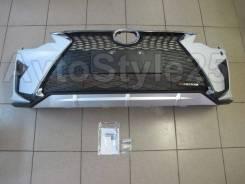 Бампер Camry V55 2015+, дизайн Lexus