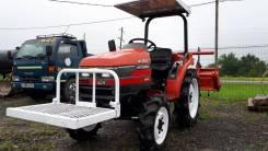Mitsubishi. Мини трактор с фрезой, 20 л.с.