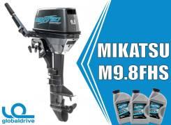 Mikatsu. 9,80л.с., 2-тактный, бензиновый, нога S (381 мм), 2019 год. Под заказ