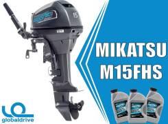 Mikatsu. 15,00л.с., 2-тактный, бензиновый, нога S (381 мм), 2019 год. Под заказ