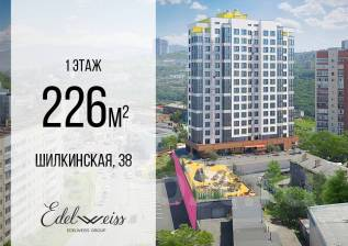 Аренда помещения 226 кв. м. в районе 3-й Рабочей. Улица Шилкинская 38, р-н Третья рабочая, 226,0кв.м., цена указана за квадратный метр в месяц
