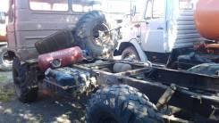 ГАЗ 66. Шасси ГАЗ-66, 4x4