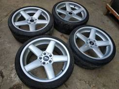 """R19/5/120 AC Schnitzer type II made in Germany. 8.5x19"""" 5x120.00 ET35"""