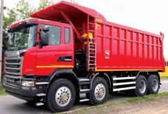 Scania G440CB. Грузовой самосвал-углевоз Scania CB8X4EHZ 8*4 2017г. в, 12 740куб. см., 34 000кг., 8x4