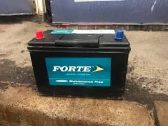 Forte. 100А.ч., Прямая (правое), производство Корея