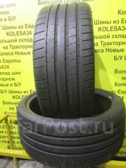 Michelin Pilot Super Sport. летние, б/у, износ 5 %