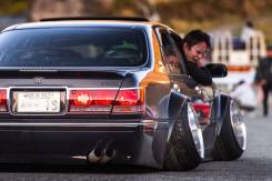 Спойлер. Toyota Crown