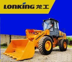 Lonking LG833BN. Погрузчик фронтальный Lonking LG833B, 3тн, 1.8 м3, 3 000кг., Дизельный, 1,80куб. м. Под заказ