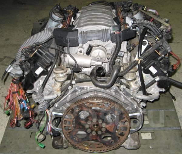 Двигатель BMW 7 (E65, E66, E67) 745 i N62 B44 A