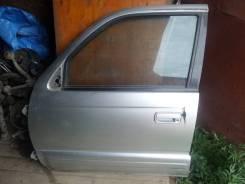 Дверь Toyota Hilux SURF, левая передняя