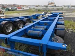 ЧЗПТ. Продам контейнеровоз 40-2х20, 35 000кг.