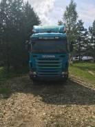 Scania R560. Лесовоз