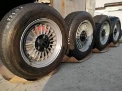 Диски-Pirelli-5*114.3 на лете 205/65R15