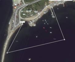 Земельный участок у моря с водным объектом. 3 502кв.м., аренда, электричество, вода