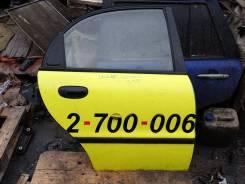 Дверь задняя правая для ZAZ Chance 2009-2014