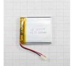 Батареи аккумуляторные.