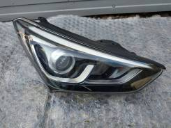 Hyundai Santa Fe 3 Фара правая Санта Фе 2016 год