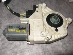 Моторчик стеклоподъемника Audi A6 C6 2004-2011 (Моторчик стеклоподъемника) [4F0959801D], левый передний
