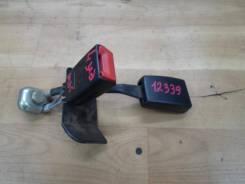 Ответная часть ремня безопасности Audi A4 B5 (Ответная часть ремня безопасности) [8D0857739D], левая задняя