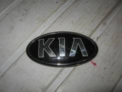 Эмблема крышки багажника Kia Rio 3 (Эмблема на крышку багажника) [863104Y200]