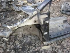 Порог со стойкой левый VW Golf V Plus 2005-2014 (Порог со стойкой левый) [5M0809835]