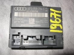 Блок задней правой двери Audi A6 C6 (Блок управления комфортом) [4F0959794E]