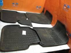 Комплект ковриков салона VW Polo (Sed RUS) 2011 VW Polo [Sed RUS] 2011