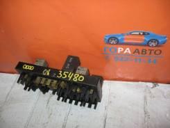 Блок предохранителей Audi 80 / 90 B3 1986-1991 (Блок предохранителей) [443941822A], левый