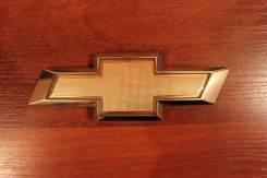 Эмблема на крышку багажника Chevrolet Cruze 2010 (Эмблема) [95122565], задняя
