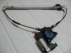 Стеклоподъемник электр. задний левый Mazda 3 (BK) 2002-2009 (Стеклоподъемник электр. задний левый) [BP4K73590D]