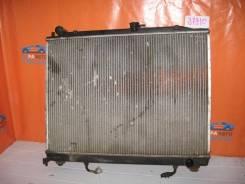 Радиатор основной Mitsubishi Pajero/Montero III (V6, V7) 2000-2006 (Радиатор основной) [MR968056]
