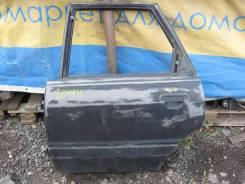 Дверь задняя левая Audi 80 / 90 B3 1986-1991 (Дверь задняя левая) [8A0833051]