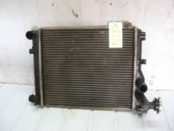 Радиатор основной Hyundai Getz 2002-2010 (Радиатор основной) [253101C100], левый