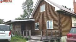 Продаётся новый загородный дом в п. Шмидтовка. Шмидтовка, улица Линейная 7, р-н п. Шмидтовка, площадь дома 150,0кв.м., скважина, электричество 15 кВ...